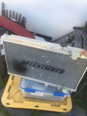 MISHIMOTO radiator for Sale in San Diego, CA