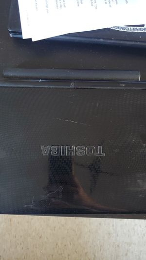 """Toshiba laptop 10"""" for Sale in San Diego, CA"""