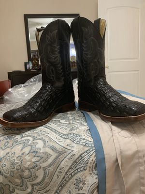 Justin boots for Sale in Mesquite, TX