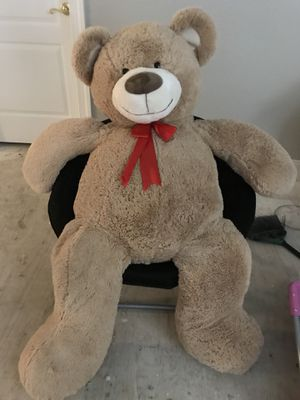 Extra large stuffed animal bear for Sale in Cherry Hill, NJ