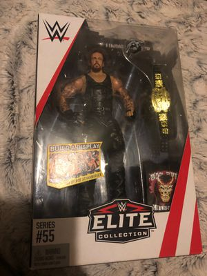 Wwe undertaker American badass for Sale in Houston, TX