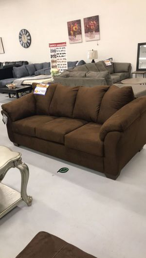$39 Down Payment Best DEAL 🍾 SPECIAL] Darcy Cafe Living Room Set SAME DAY DELIVERY for Sale in Jessup, MD