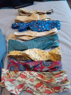 Lot of Eight Bow Ties for Sale in Palm City, FL