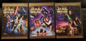 Star Wars DVD Collection Limited Edition for Sale in Phoenix, AZ