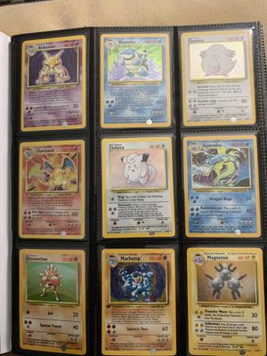 Pokemon card collection for Sale in Paramus, NJ
