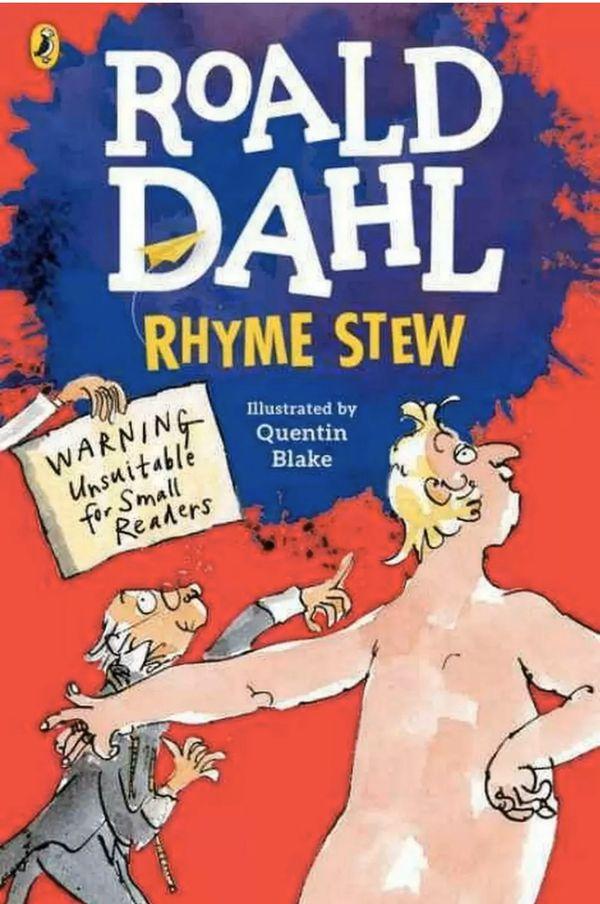 Rhyme Stew by Ronald Dahl