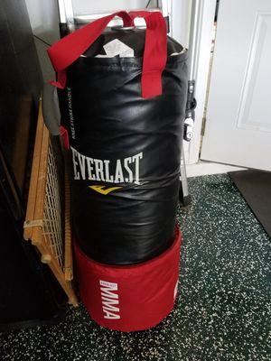 Barely Used Heavy bag, Elliptical & Universal Machine for Sale in Jupiter, FL