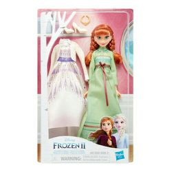 NEW Frozen 2 Anna Arrendelle Fashions Doll 2 Outfits for Sale in Copperas Cove,  TX