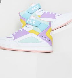 Multi Strap High Top Sneakers for Sale in Katy,  TX