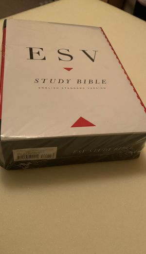 ESV Study Bible for Sale in Central, SC