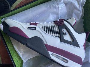 Brand new Jordan 4 retro PSG sz.10.5 w/receipt for Sale in Woodbridge, VA
