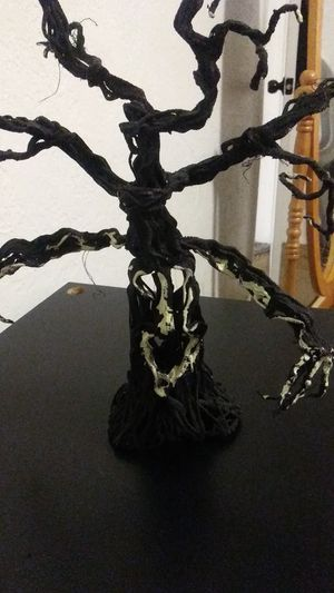Beautiful glow in the dark tree for Sale in Albuquerque, NM