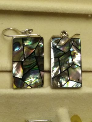 Beautiful Sterling silver with inlay for Sale in Willow Street, PA