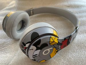 Beat solo 3 authentic Mickey mouse Disney wireless headphones brand new Bluetooth for Sale in Las Vegas, NV