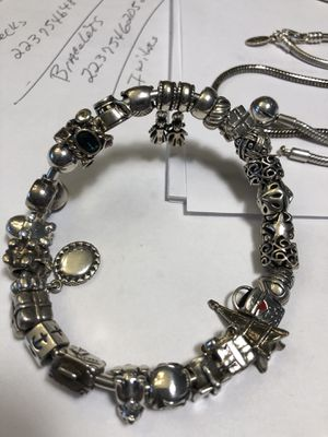 Pandora , Camilla beads & charms. Read description for Sale in Wolcott, CT