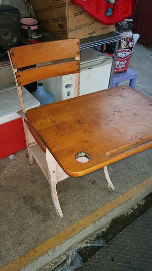 Antique school desk for Sale in San Diego, CA