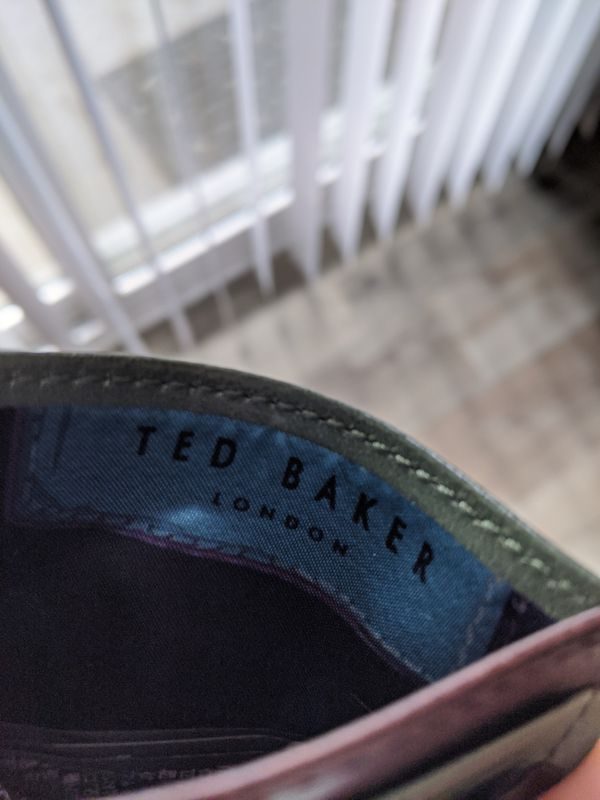 Ted Baker London Card Wallet