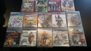 PS3 game bundle for Sale in Columbus, OH