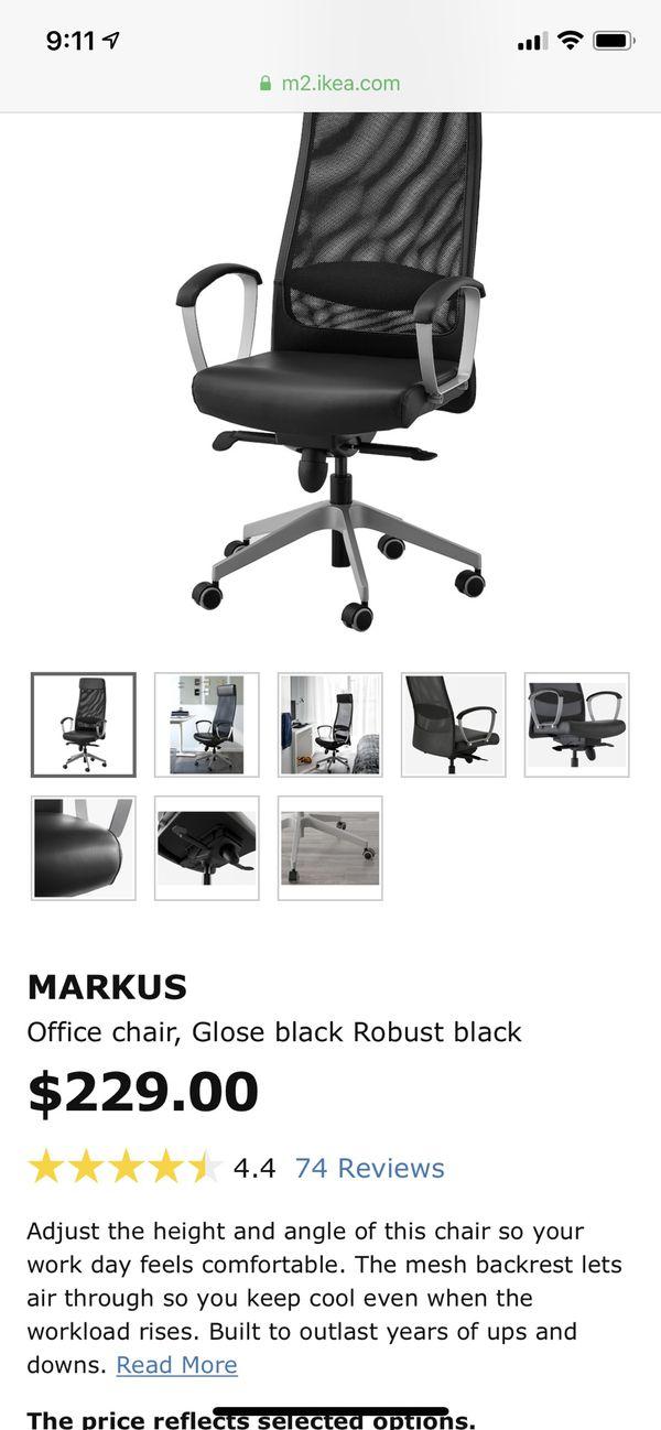 Office chair, spin chair ikea chair