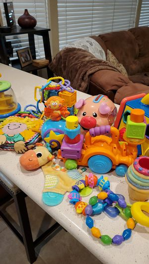 Infant toys for Sale in Corona, CA