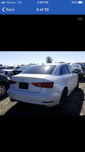 15 16 17 Audi A3 parts for Sale in Elverta, CA