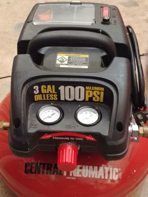 Air compressor for Sale in Gervais, OR