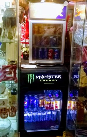 RED BULL AND MONSTER REFRIGERATOR YOUR CHOICE for Sale in Miami, FL