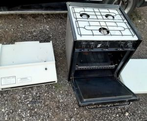Rv stove and oven for Sale in Garland, TX