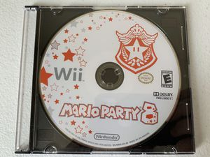Mario party 8 for the Nintendo Wii for Sale in Fresno, CA