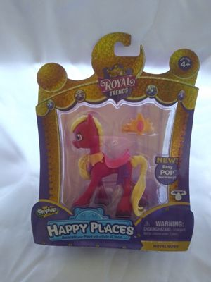 Shopkins Happy Places Royal Ruby for Sale in Cleveland Heights, OH