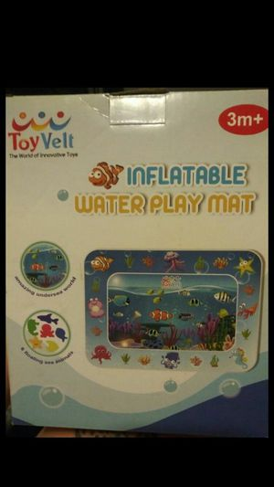 Inflatable water play mat for Sale in San Bernardino, CA