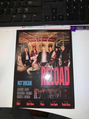 NCT Dream reloaded album for Sale in El Sobrante, CA