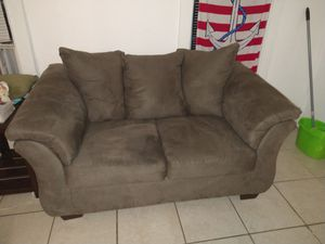 Ashley furniture loveseat/sofa for Sale in Delray Beach, FL