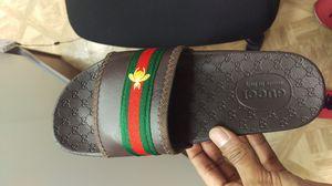 Gucci shoes size 8 men for Sale in Dallas, TX