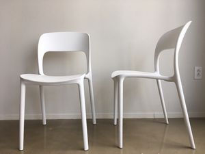 Two designer chairs for Sale in Columbus, OH