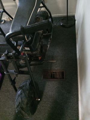 Mini bike predator motor ok tires just need chain and break for Sale in Pontiac, MI