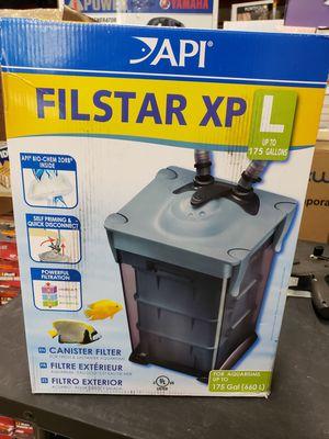 API Filstar XP Filter Size L, Aquarium Canister Filter, 1-Count $100 FIRM for Sale in Redlands, CA