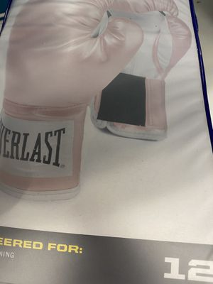 Everlast Boxing gloves for Sale in Norwalk, CA