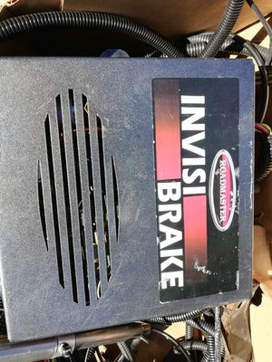 Tow Vehicle brake assist tow kit, for mechanical minded persons familiar with installation for Sale in Simsbury, CT