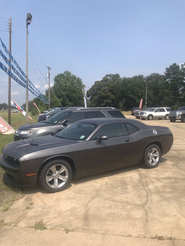 Pre owned Dodge Challenger
