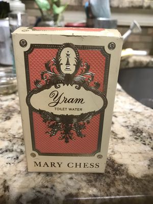 Vintage Mary chess Yram toilet water for Sale in Alexandria, VA