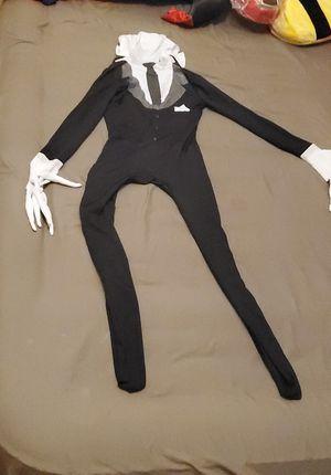 Halloween costume slenderman kids for Sale in West Puente Valley, CA