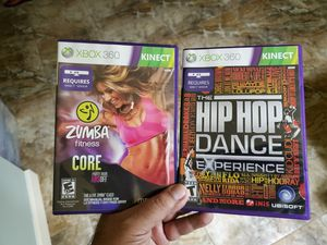 2 Xbox 360 Fitness Games for Sale in Margate, FL