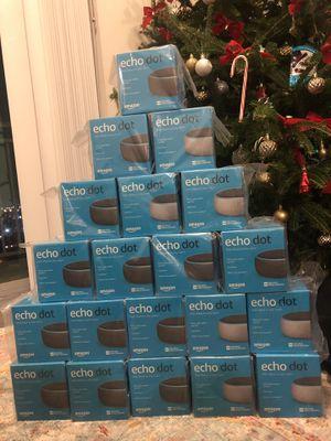 Amazon Echo Dots BULK of 20 for Sale in Miami, FL