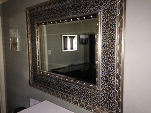 Framed wall mirror for Sale in Dallas, TX