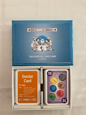 Doctor Wars Card Game for Sale in IRVINE, CA