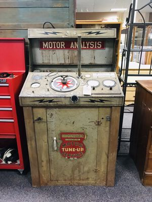 Vintage motor analysis machine for Sale in Piney Green, NC