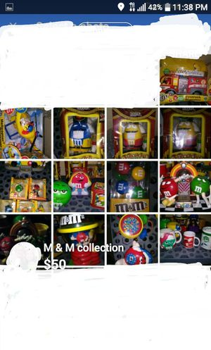 M &M collection for Sale in Casa Grande, AZ