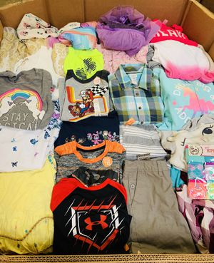 Kids Clothes Pallet- New and Store Returns for Sale in Walnut, CA