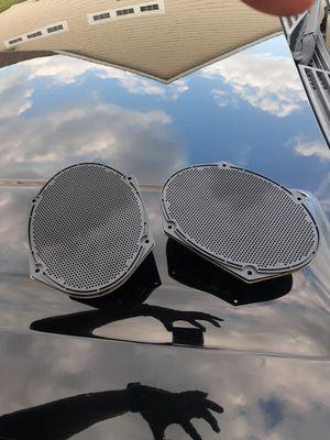 Car Door Speakers 6x8s for Sale in Hannibal, OH